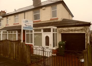 Thumbnail 3 bed semi-detached house to rent in Speeton Avenue, Bradford, West Yorkshire