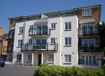 Thumbnail 2 bedroom flat to rent in Lower Corniche, Seabrook, Hythe