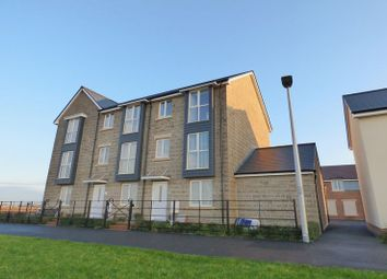 Thumbnail 3 bed town house for sale in Dragonfly Walk, Hayward Village, Weston-Super-Mare
