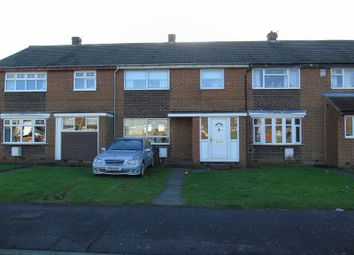 Thumbnail 3 bed terraced house for sale in Cragdale Gardens, Hetton-Le-Hole, Houghton Le Spring