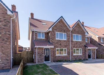 Thumbnail 4 bedroom semi-detached house for sale in Brook Street, Stotfold, Hitchin