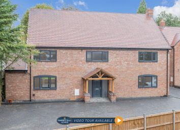 Thumbnail 5 bed detached house for sale in Sandpits Lane, Off Tamworth Road, Keresley, Coventry