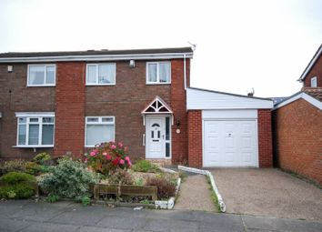 Thumbnail 3 bed semi-detached house for sale in Thorpeness Road, Sunderland