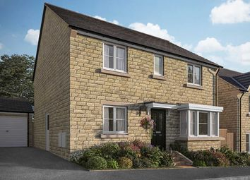 "Thumbnail 4 bed detached house for sale in ""The Pembroke"" at Apperley Road, Apperley Bridge, Bradford"