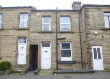 Thumbnail 2 bed terraced house to rent in Staincliffe Hall Road, Batley