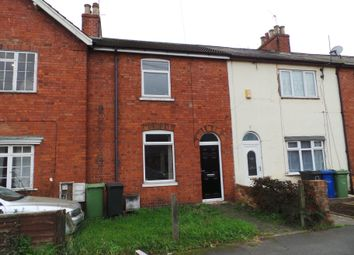 Thumbnail 3 bed terraced house for sale in Lea Road, Gainsborough