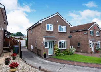 Thumbnail 4 bed detached house for sale in Oak Tree Close, New Inn, Pontypool