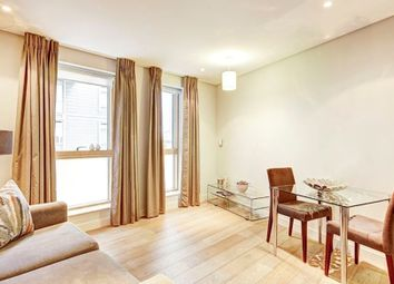 Thumbnail 1 bedroom property to rent in Merchant Square East, London