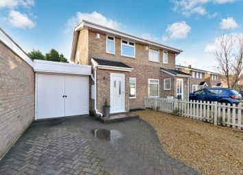 Thumbnail 2 bed semi-detached house for sale in St Lawrence Way, Gnosall, Stafford