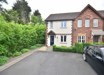 Thumbnail 2 bed end terrace house for sale in Stocken Close, Hucclecote, Gloucester