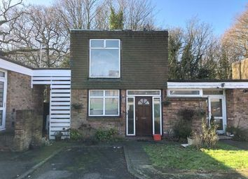 Thumbnail 3 bed end terrace house for sale in Herongate, Brentwood, Essex