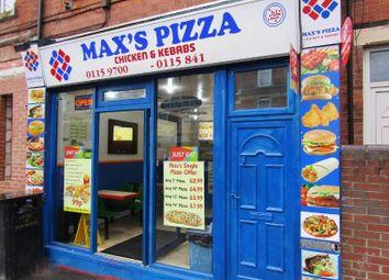 Thumbnail Restaurant/cafe for sale in 276 Alfreton Road, Nottingham