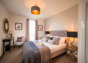 Thumbnail 2 bedroom flat for sale in Warburton House, Vawser Way, Cambridge