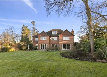 Thumbnail 6 bed detached house for sale in London Road, Guildford, Surrey