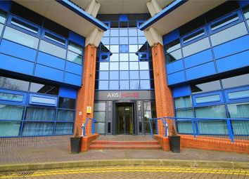 Thumbnail 1 bed flat to rent in Axis House, 242 Bath Road, Hayes, Middlesex