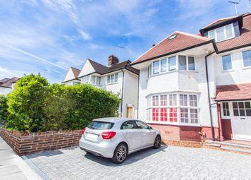 Thumbnail 1 bed flat to rent in Hoop Lane, London