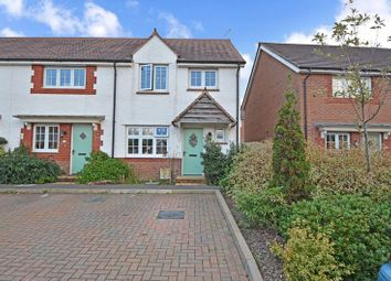 3 bed end terrace house for sale in Clover Way, Newton Abbot TQ12