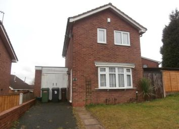 Thumbnail 2 bed detached house to rent in Snowdon Way, Wolverhampton