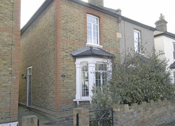 Thumbnail 2 bedroom semi-detached house to rent in Windsor Road, Kingston Upon Thames