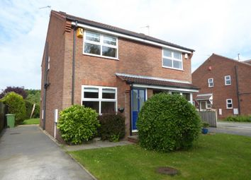Thumbnail 2 bed semi-detached house to rent in Kitemere Place, York, North Yorkshire