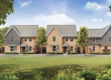 "Thumbnail 4 bedroom detached house for sale in ""Wroxham"" at Hamble Lane, Bursledon, Southampton"