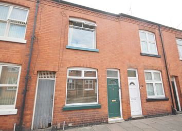 Thumbnail 2 bed terraced house to rent in Walton Street, West End, Leicester