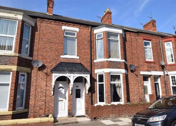 Thumbnail 3 bed flat for sale in Coleridge Avenue, South Shields
