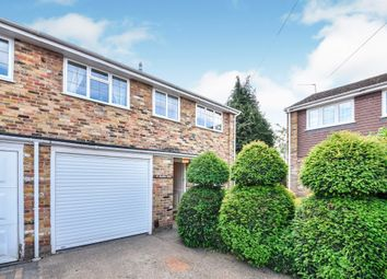 Thumbnail 4 bed semi-detached house for sale in Repton Close, Maidenhead