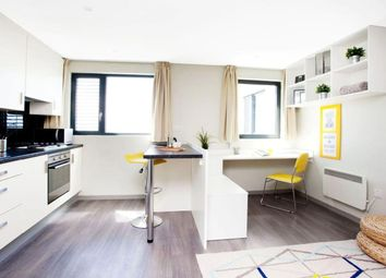Thumbnail Flat to rent in Greetham Street, Southsea