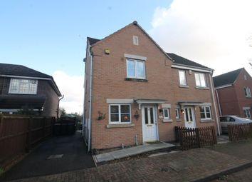 Thumbnail 2 bedroom semi-detached house for sale in Pembury Avenue, Longford, Coventry