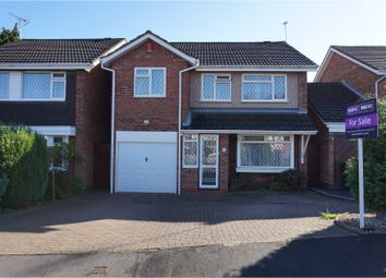 Thumbnail 4 bedroom detached house for sale in Trentham Road, Nuneaton