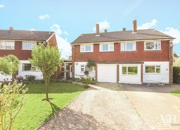 Thumbnail 4 bed semi-detached house for sale in Virginia Close, Ashtead
