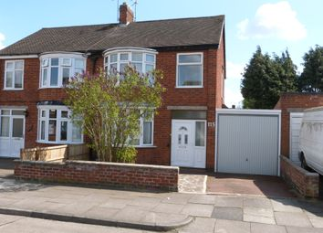 Thumbnail 3 bed semi-detached house for sale in Northdene Road, Leicester