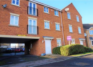 Thumbnail 1 bedroom flat for sale in Black Swan Crescent, Peterborough