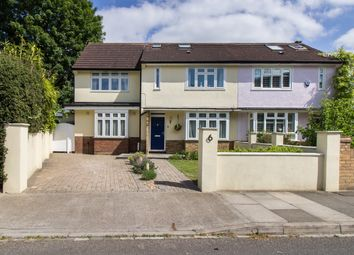 Thumbnail 5 bed semi-detached house for sale in Station Gardens, London