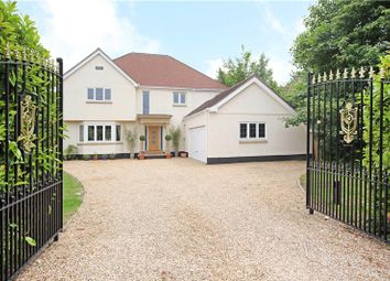 Thumbnail 6 bedroom detached house for sale in Burkes Road, Beaconsfield, Buckinghamshire