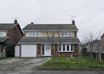Thumbnail 4 bed detached house for sale in Manor Road, South Woodham Ferrers, Chelmsford