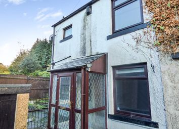 Thumbnail 1 bed terraced house for sale in Holts Terrace, Rochdale
