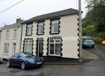 Thumbnail 2 bed end terrace house to rent in Bishop Street, Abertillery, Blaenau Gwent.