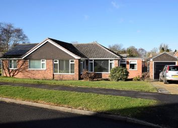 Thumbnail 3 bed bungalow for sale in Heath Drive, Cottesmore, Oakham