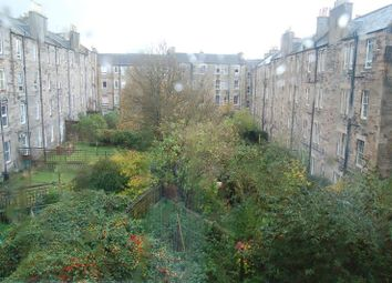 Thumbnail 1 bed flat to rent in Fowler Terrace, Edinburgh