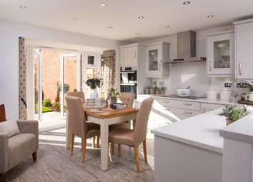"Thumbnail 4 bed detached house for sale in ""Layton"" at Manywells Crescent, Cullingworth, Bradford"