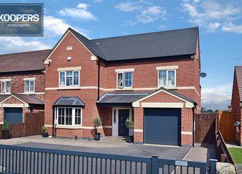 6 bed detached house for sale in Birkinstyle Lane, Shirland, Alfreton DE55