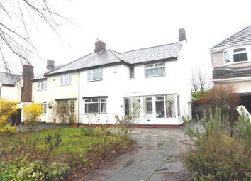 Thumbnail 3 bed property for sale in St. Andrews Road, Bebington
