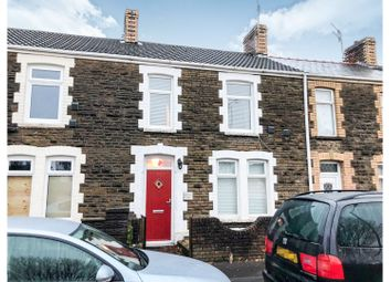 Thumbnail 3 bed terraced house for sale in Prior Street, Port Talbot