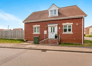 Thumbnail 3 bed detached house for sale in Weasenham Lane, Wisbech