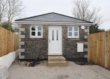 Thumbnail 1 bed detached bungalow for sale in Church View Road, Camborne