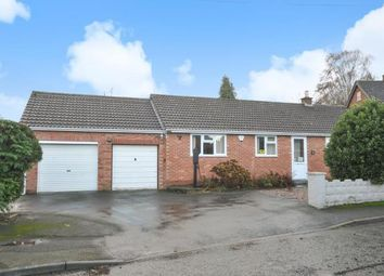 Thumbnail 3 bed detached bungalow for sale in Danesfield Drive, Leominster