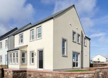 Thumbnail 3 bed detached house for sale in Plot 6 (The Dune), Croft Farm Close, Allonby, Cumbria
