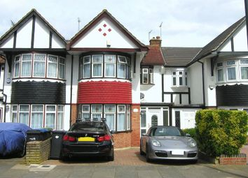Thumbnail 3 bed terraced house for sale in Pasteur Gardens, London